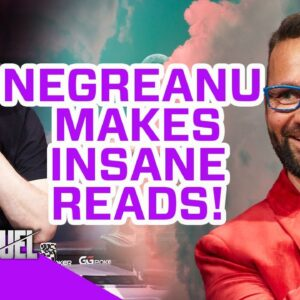 Daniel Negreanu Reads Phil Hellmuth Like an Open Book on High Stakes Duel!