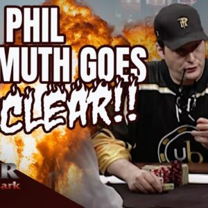 Is This Phil Hellmuth's Worst Behavior?
