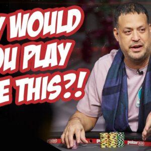 Jean-Robert Bellande Runs into Aces For $637,700 Pot!
