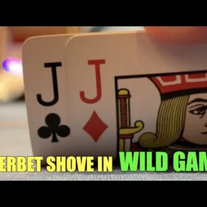 I Drill Perfect Turn Card After Bluffing 4 Players On Flop!! Poker Vlog Ep 152