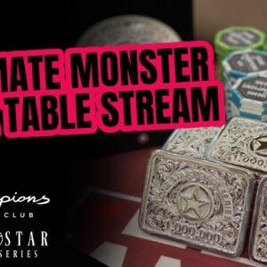 Lone Star Poker Series | $400 Ultimate Monster Final Table