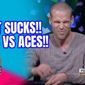 Patrik Antonius Runs Kings into Aces!