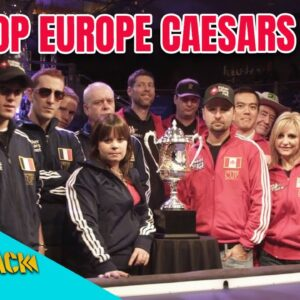 Run it Back with Remko | WSOP Europe Caesars Cup