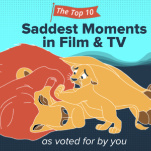 tear jerkers the saddest moments in film and tv