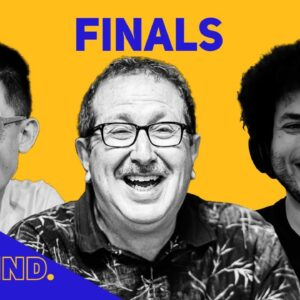 The Big Blind Poker Trivia Finale with Norman Chad, Alex Jacob & Ben Yu!
