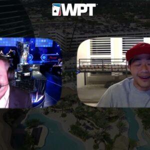 Can Viet Vo Find WPT Final Table Redemption in Las Vegas? | World Poker Tour