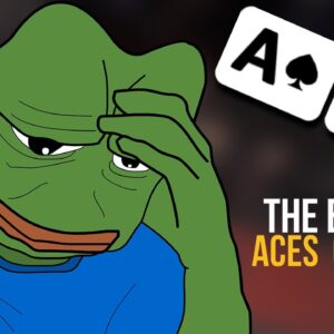 ACES CRACKED! | Season 8 Episode 2 | The Best Of | Poker Night in America