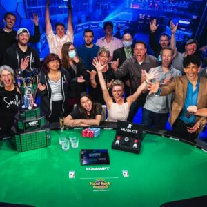 Behind the Scenes of the World Poker Tour