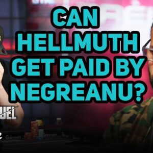 Could Phil Hellmuth be Bluffing Daniel Negreanu Here?