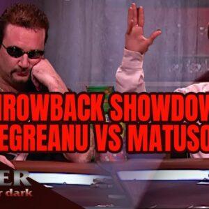 Daniel Negreanu vs Mike Matusow: Epic Throwback Showdown on Poker After Dark