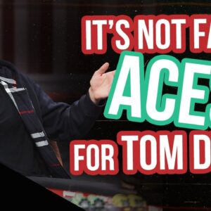 Pocket Aces for Tom Dwan! Is This Even Fair?