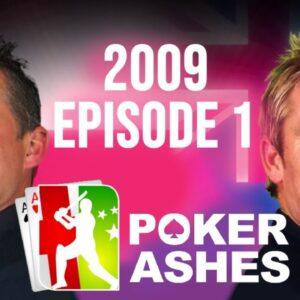 Poker Ashes 2009 Episode 1 - Full Episode Tournament Poker