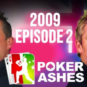 Poker Ashes 2009 Episode 2 - Full Episode Tournament Poker Cricket