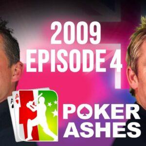 Poker Ashes 2009 Episode 4 - Full Episode Tournament Poker Cricket