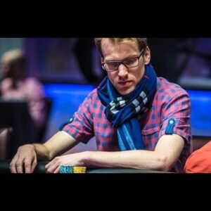 Poker Breakdown: Did Vogelsang's Odd Play Save This Guy's Tournament?