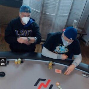 Poker Time Cash Game: An Unusual Way to Play Pocket Queens