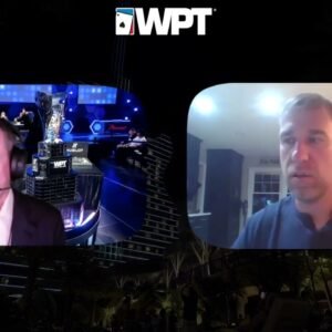 How a TV Final Table Gives WPT Showdown Final Tablist Steven Synder Validation | World Poker Tour