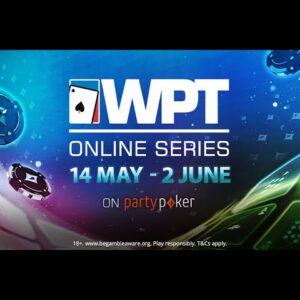 WPT Online Series returns to partypoker!