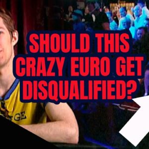 WSOP 2004: Should The Screaming Swede Have Gotten Disqualified?