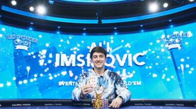 ali imsirovic takes uspo 2021 overall lead with event 9 victory