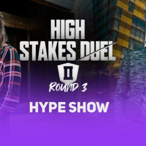 High Stakes Duel II | Round 3 | Hype Show with Ali Nejad and Maria Ho