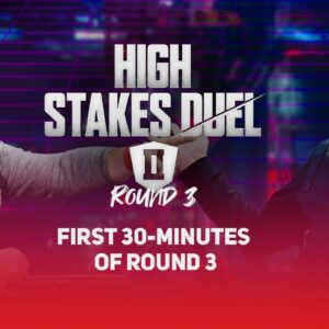 High Stakes Duel II | Round 3 | Phil Hellmuth vs Daniel Negreanu