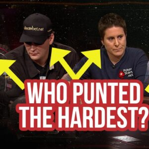 High Stakes Poker Biggest FAILS of All Time