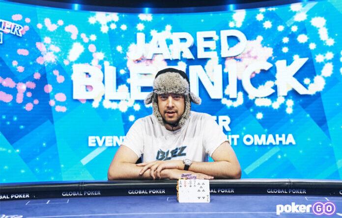 jared bleznick takes down u s poker open 10k plo for 189000