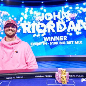 john riordan takes down u s poker open 10k big bet mix