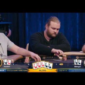 Poker Breakdown: Now That's a Fancy River!