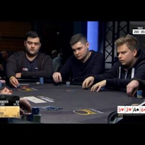 Poker Breakdown: On the River? With Those Hands? They Did Those Things???