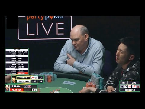 Poker Breakdown: The Strongest Possible River Play?