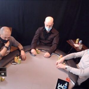 Poker Time: Can 'Stuey Younger' Hero Call with Deuces?