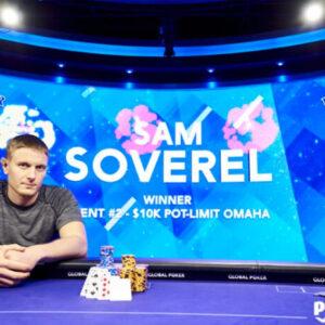 sam soverel takes down u s poker open 2021 event 2 for 175500