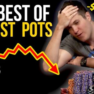 THE BIGGEST POTS - HUGE SWINGS | Season 8 Episode 5 | Poker Night in America
