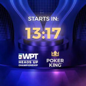 WPT Heads Up Championship - Round 3