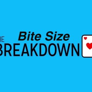Bite Size Breakdown: Did Jonathan Play Any of These Streets Correctly?