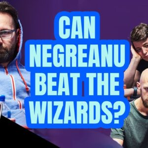 Can Daniel Negreanu Beat Four of the Toughest Players in the World?