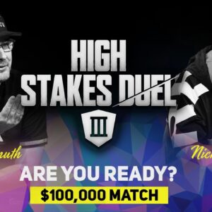 Can Nick Wright End Phil Hellmuth's Epic Winning Streak?