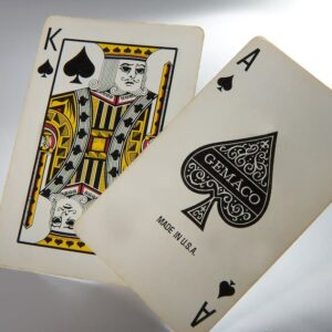 can you count cards in poker games