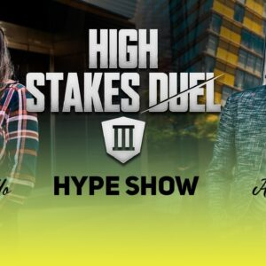 High Stakes Duel III | Round 1 | Hype Show with Ali Nejad and Maria Ho