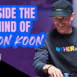 Inside the Mind of Jason Koon | PokerGO Cup