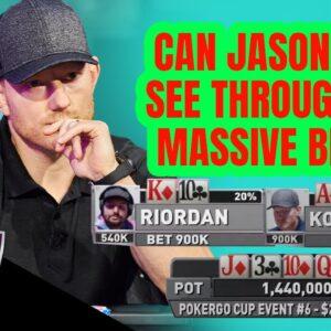Jason Koon Gets Bluffed! Can He Figure It Out?