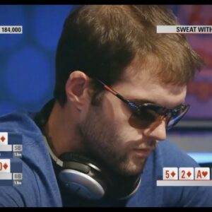 Poker Breakdown: Going for Too Much Glory at the PCA?