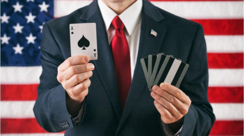 poker in american history