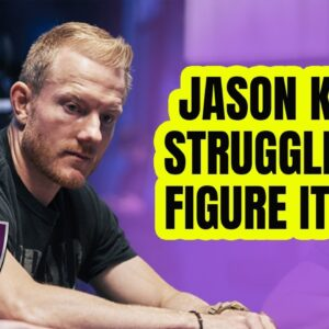 Should This Be an Easy Call for Jason Koon?