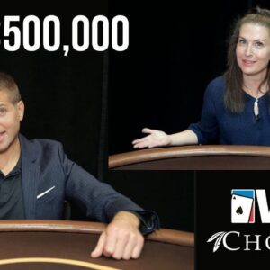 Tony & Katie Reveal their WPT Choctaw Secrets