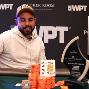 WPTDeepStacks Venetian Sets a New Record! | World Poker Tour