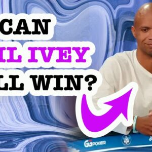 Can Phil Ivey Still Win? | Super High Roller Bowl Europe | $25,000 Short Deck Final Table Highlights