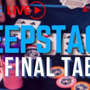 CCG Poker TV: $120 DEEPSTACK Final Table